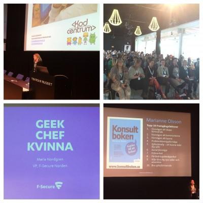 Föredrag för geeks