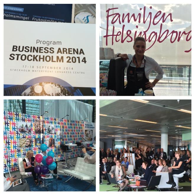 Business Arena – årligt evenemang